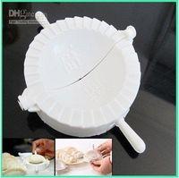 Wholesale New Dough Press Ravioli Pastry Pie Dumpling Gyoza Empanada Maker Moulds Tool
