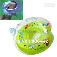 Wholesale New Kids Infant Baby Swimming Neck Float Ring Safety Retail amp