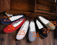 Wholesale Canvas Shoes Canvas Classic Various shoes for male and female drop shipping
