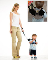 Wholesale Kid keeper Baby Safety Harness Toddler Reins Harnesses Backpack Straps Bat Bag Anti lost Walking Win