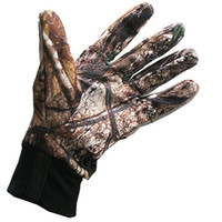 Wholesale Remington Gloves Realtree Hardwoods Archery Duck Turkey Hunting Gloves