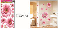 Wholesale high quality stylish PVC wall stickers