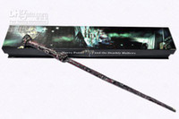 Wholesale NEW Harry Potter Hogwarts Magic Wand Deluxe Cosplay HOT