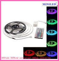 Wholesale GOOD Price RGB led strip key remote control M led m smd ip68 waterproof