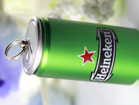 Wholesale Promotion GB Heineken Beer USB Flash Drive disk memory stick Pendrives thumbdrives