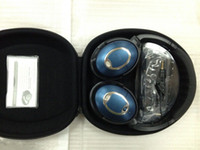 Wholesale Best Noise Cancellation Headphone blue Limited Edition factory sealed TOP QUALITY Fast ship via DHL