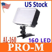 Wholesale US Shipping Aputure AL Video Light Camera Light Bulb Photo Lighting K For Canon Nikon