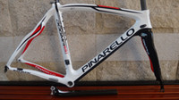 Wholesale NEW Full Carbon Road Bike Bicycle Frame Pinarello Dogma Think Frame Parts