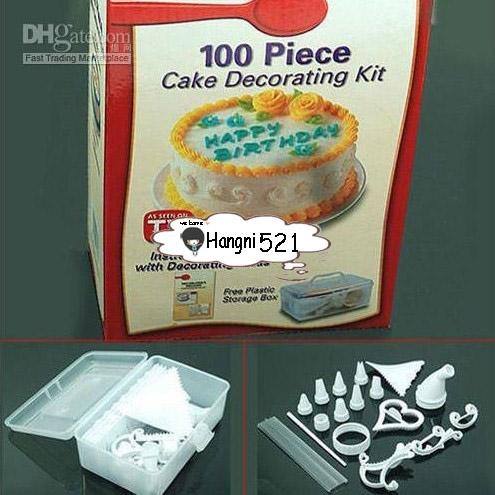 2017 Newest Cake Decorating Frosting Icing Decorating With ...