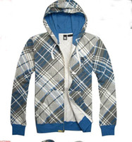 Wholesale MENS Slide health check ZIPPER hoodies