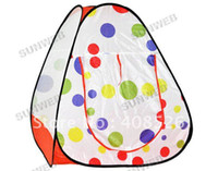 Wholesale Baby Tent Toy Children Tents Kid s Outdoor Camp Toy Tent Play PC Camping