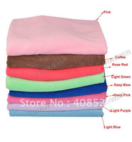 Wholesale 140 x cm New Luxury Soft Microfiber Camping Bath Towel Colors