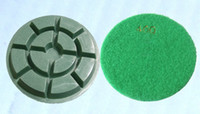 Wholesale 10mm Thick Diamond Floor Abrasive marble granite concrete Pads Diamond Wet Polishing Pads