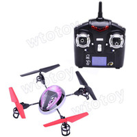 Wholesale WL Toy G V949 RC Beetle axis Quadcopter UFO Ladybird CH RTF LED Night Fly