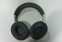Wholesale Executive Over Ear Stereo DJ Headphone Headset High Resolution Earphones Black With Retail Box