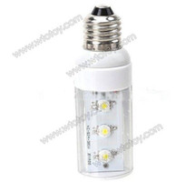 Wholesale E27 x1W LED Warm White Light Bulb Spotlight Lamp V