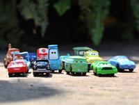 Wholesale Retail Pixar Car Figures Full Set PVC Figure Toys NEW set of CRFG003