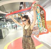 Wholesale CPA Fashion Women Scarves Chiffon Scarf Comfortable Party Beach scrawl Scarves