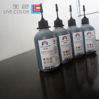 Wholesale 4 L black inkjet refill dye ink for HP for HP XL CB316EE CB318EE CB319EE D5400 D7500