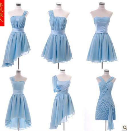 Bridesmaid Dresses Variety Of Styles Overlay Wedding Dresses