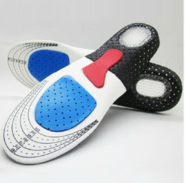 Wholesale 5pairs Orthotic Arch Support Shoe Pad Sport Running Gel Insoles Insert Cushion