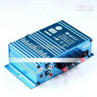 Wholesale 10pcs Power Amplifier Brand Car Amplifier For MP3 MP4 CD AM038