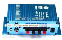 Wholesale 5pcs Power Amplifier Brand Car Amplifier For MP3 MP4 CD AM038