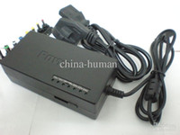 Wholesale 96W Universal Laptop Power adapter W AC charger Dell plug free DHL fedex