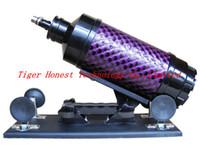Wholesale Brand new Japanese golden gun cannon dildo machine adult sex machine gun Speed times minute