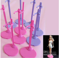 Wholesale hot selling Doll Stand Mannequin Model Display Holder For Barbie Dolls Toy