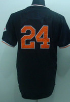 Wholesale Throwback Baseball Jerseys Jersey M amp N Black Stitched Size Mix Order