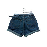 Wholesale Hot summer New Women s Super Cool sexy High Waisted Oversize Crimping Boyfriend Jeans Shorts pants