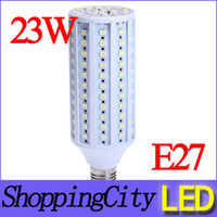 High power bulb led corn light E27 warm white 23W AC110V 220...