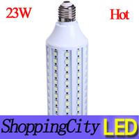 132leds E27 led corn light warm white 23W AC110V 220V LED la...