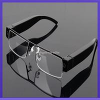 Wholesale FULL HD P digital mini dvr camera glasses V13 support TF card spy eyewear camera