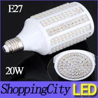 330LEDS 1320LM led corn light E27 warm white 20W AC110V 220V...