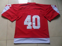 Wholesale 2013 Ice Hockey Jerseys Men s Zetterberg Red Hockey Jerseys Mix Order