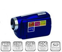 Wholesale Mini Kids DV Camcorder MP xZoom quot LCD Digital Video Camera Blue