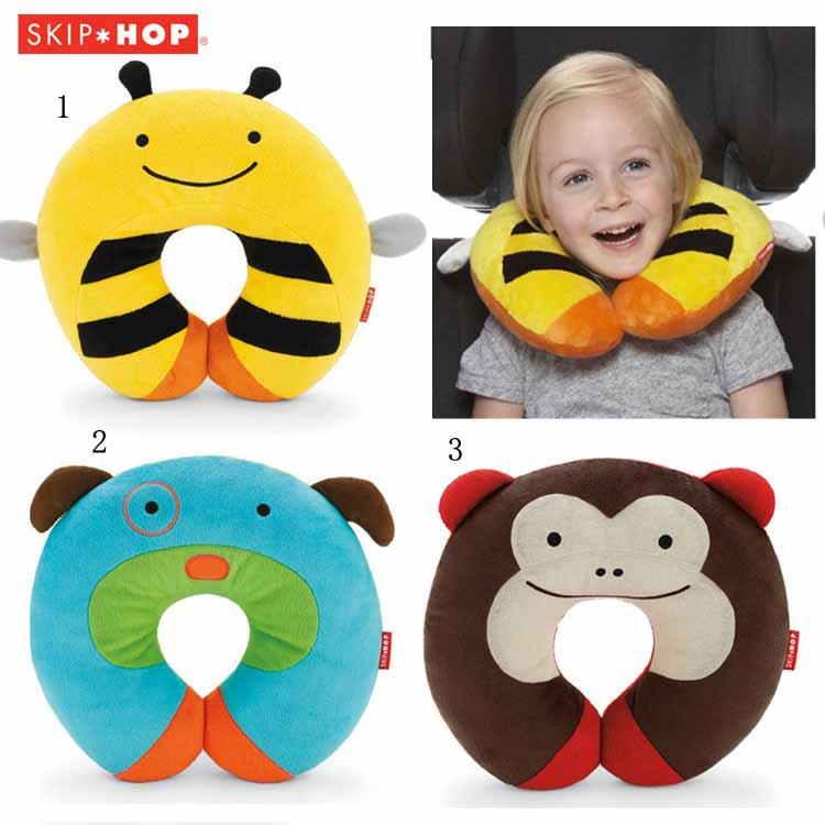 Animal Shaped Nursing Pillow : U Shaped Pillow Nursing The Collar Retaining Occipital Baby Animal Shaped Pillows 3 Design ...