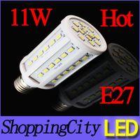 E27 led corn light warm white 11W AC110V 220V LED lamp bulb ...