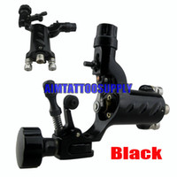 Wholesale Dragonfly Rotary Tattoo Machine Gun Shader and Liner with RCA Black