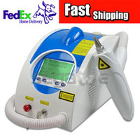 Wholesale Low Price ND Q Switch YAG Laser Lipline Freckle Tattoo Removal Machine N1