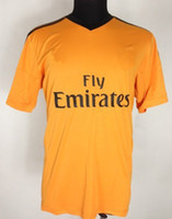 Wholesale Thai Quality Madrid Away Soccer Jersey Shirts Football Jerseys Jersey Tops Kits