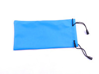 Wholesale Waterproof Sunglasses Pouch Soft Eyeglasses Bag many colors