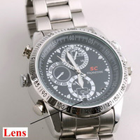 Wholesale Factory Price Hidden Watch Waterproof Spy Watch Camera with Motion Detector GB