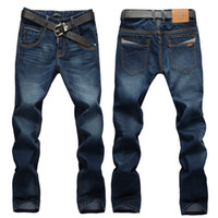 Wholesale 2013 New Men s JEANS Style Brand New Classic Design Trousers Men s Jean Size Y