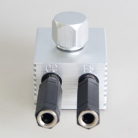Wholesale new cute mini aluminium alloy switch volt tattoo power supply with magnet base