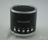Wholesale Cheap For Phone4 S KAIDAER KD MN01 Multimedia Speaker Music Micro SD Card Speaker Loudspeaker