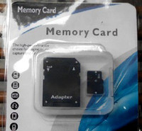 Wholesale Freeshipping GB Memory Card With SD Adapter GB Micro SD TF Memory Card For smartphone and Tablet
