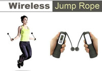 Wholesale Wireless Skip Rope Jumping Rope Skipping Calorie Counter Jump Rose